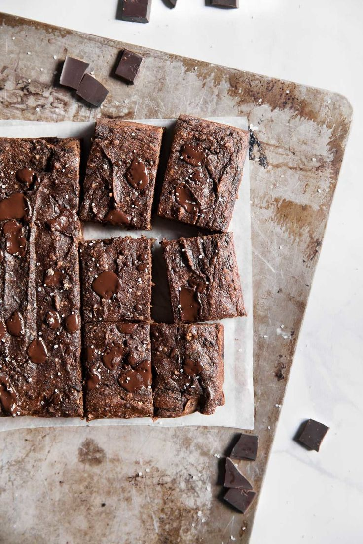 7 Mouthwatering Brownie And Blondie Recipes — Bloglovin'—the Edit