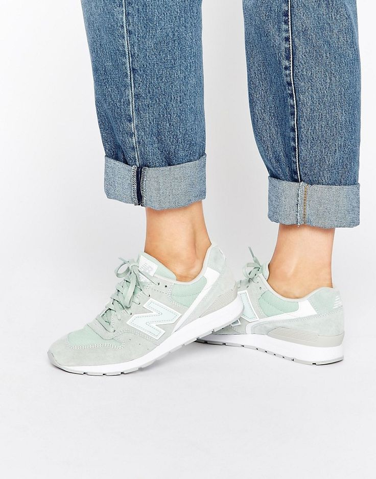 New+Balance+996+Mint+Green+Trainers