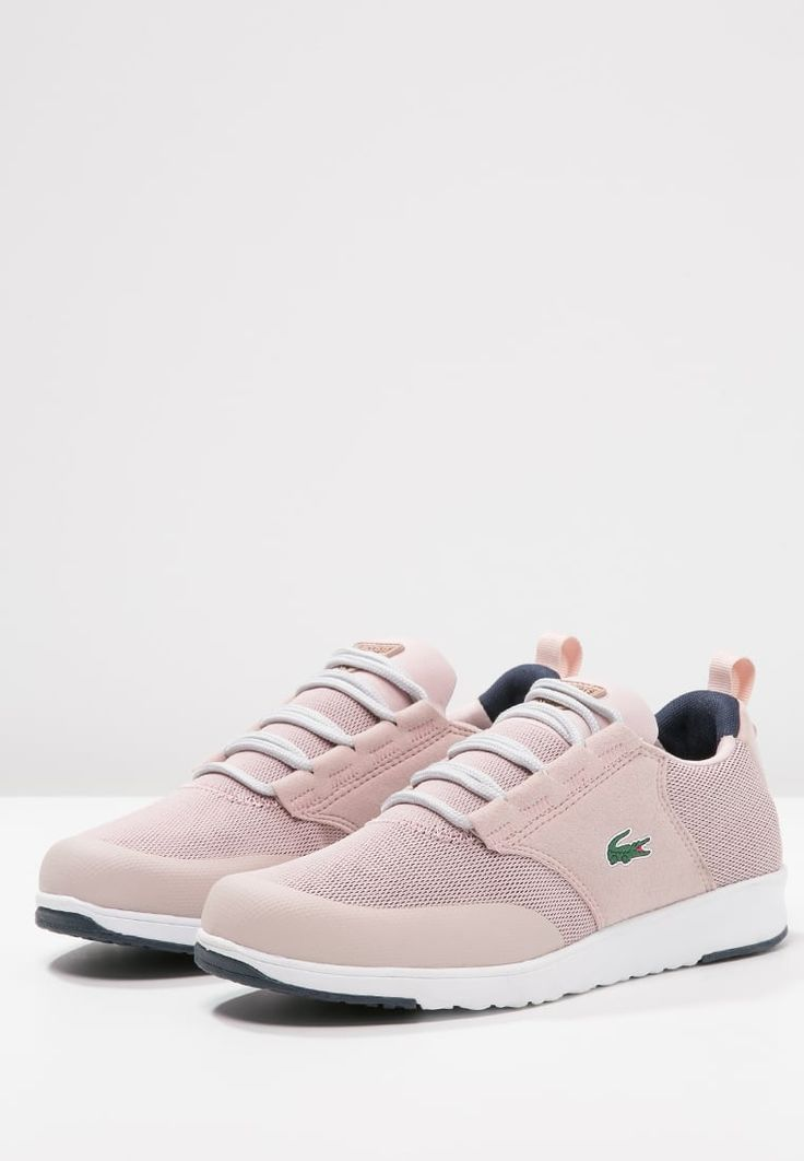 Lacoste Chaussure Rose Pale