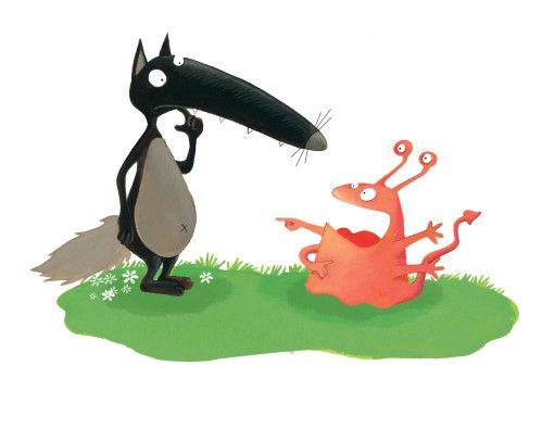 Pour ceux qui ne connaissent pas encore ma série aux éditions Auzou ayant pour héros un loup absolument unique, attendrissant, râleur, adulescent, bon enfant, attachan t , petit cours de rattrapage sur le site de Appelez-moi Madame ! link Bonne lecture...