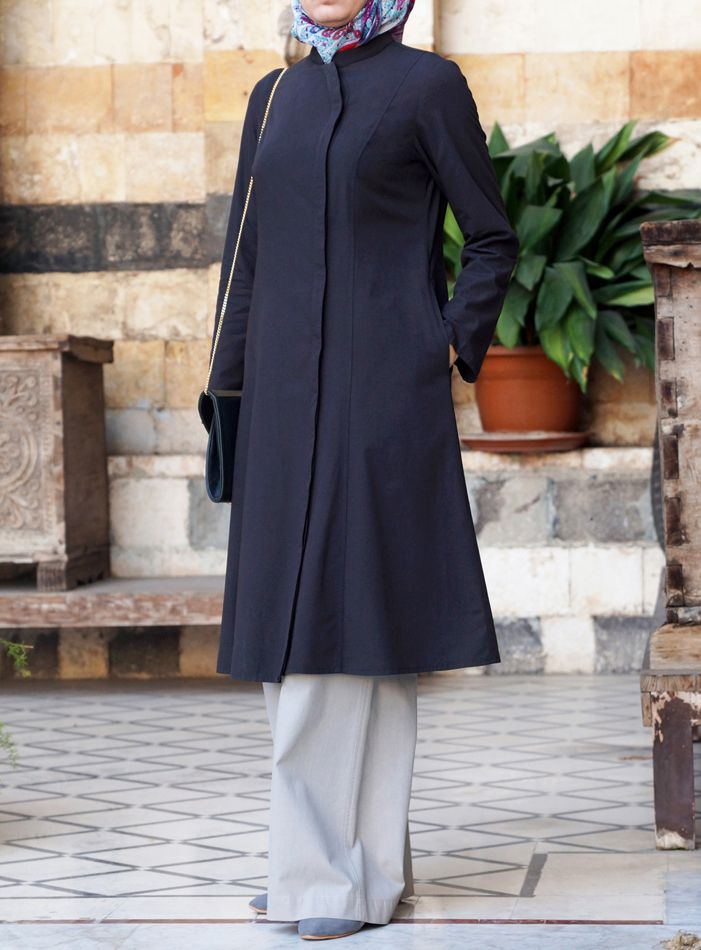 Sleek and Classy! SHUKR Islamic Clothing | Amani Tunic