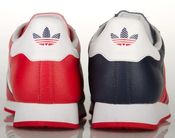 Adidas Originals Samoa   Americana Pack