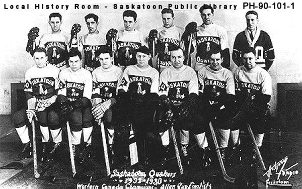 saskatoon quakers 1934 - Google Search