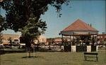 Campus Scene, Parsons College Fairfield, IA