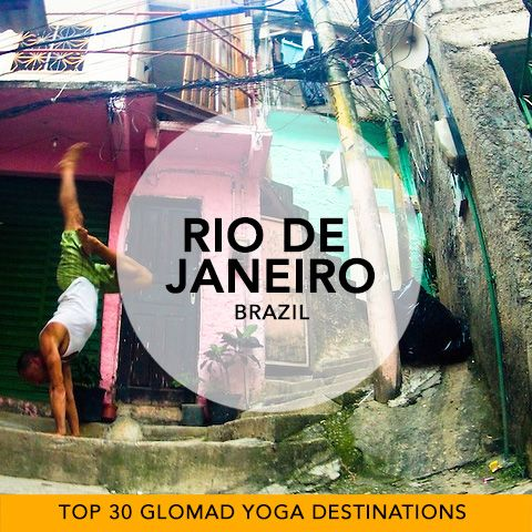 Glomad's 'Top 30 Global Yoga Destinations' No.29 – Rio de Janeiro, Brazil   Taking the cake for city location de amazingness is breathtaking Rio de Janeiro... and yes in amongst the heat and energy of it all can be found incredible Yoga Experiences. From soaring peaks to plunge-able lakes, the whitest beaches and warm-hearted people... come join the Carnival of self-discovery.  #glomad  Wari-Om-Yoga's amazing photography: http://wari.photoshelter.com