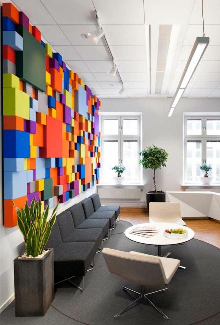 la d coration japonaise et l 39 int rieur japonais en 50 photos tapis gris plantes vertes et. Black Bedroom Furniture Sets. Home Design Ideas