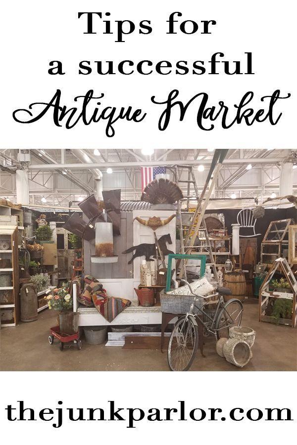 Antique Show Vintage Market The Junk Parlor At Junk Jubilee In Des Moines Iowa The Junk Parlor Antique Booth Ideas Vintage Market Booth Vintage Market