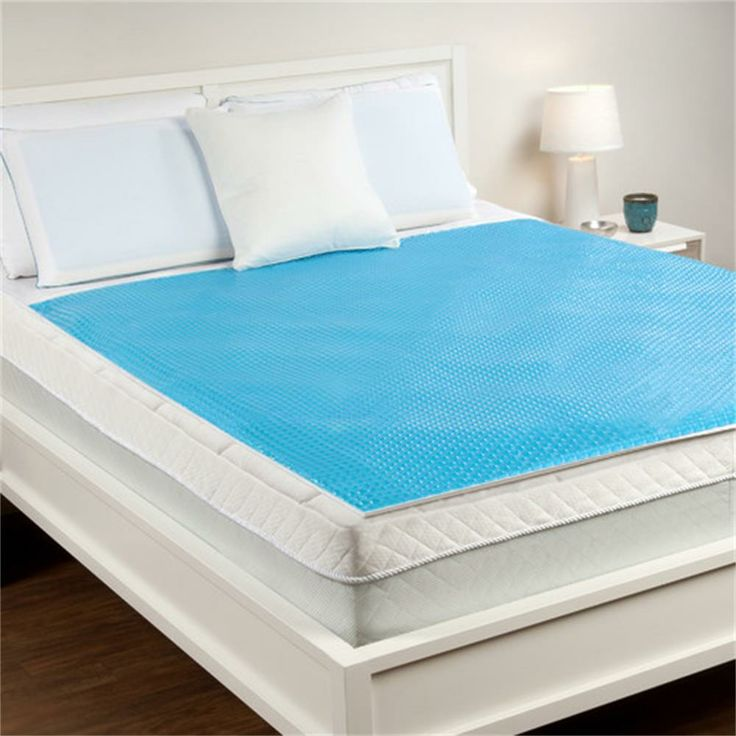 Comfort Revolution Hydraluxe Bubble Gel Cooling Pad Features Technology Stretch To