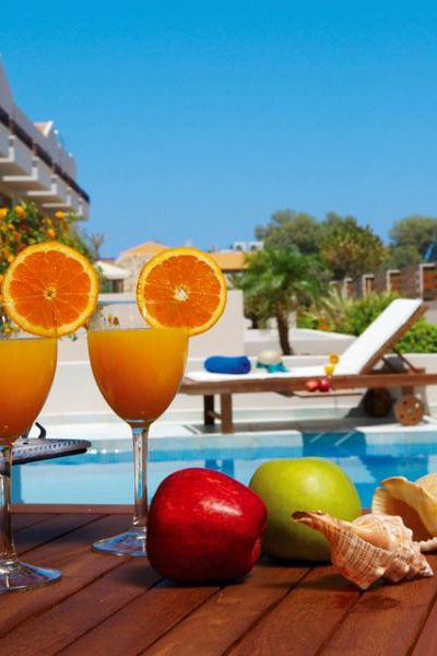 Asterion Hotel in Gerani, Chania, Crete. A beachfront 5-star hotel offering a small paradise of luxury, relaxation and tranquility.