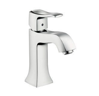 Hansgrohe 31075 - Metris C - single lever faucet with boltic handle lock