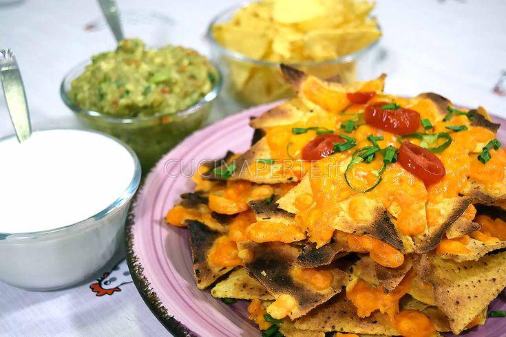 Quando avete bisogno di qualcosa che soddisfi la pancia (ed anche lo spirito) i muchos nachos sono quello che fa per voi!!!