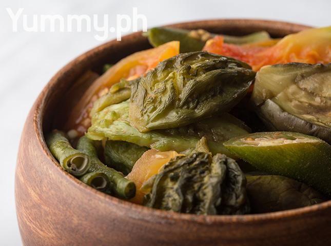 Vegetarian Pinakbet Recipe