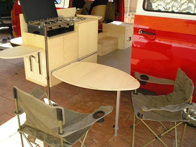 17 mejores im genes sobre furgonetas campers en pinterest campistas bandejas y tienda - Muebles el mogollon ...