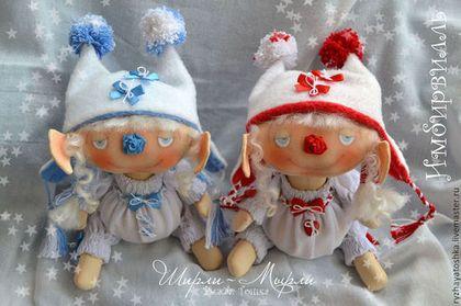 Коллекционные куклы ручной работы. Ярмарка Мастеров - ручная работа Ширли-Мырли, ангелочки Пижамных Вечеринок. Быть счастливым - просто. Handmade.