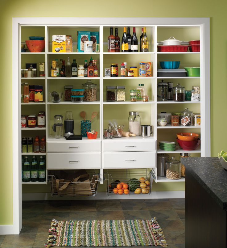 Create Amazing Pantry Storage And So Much More Stay