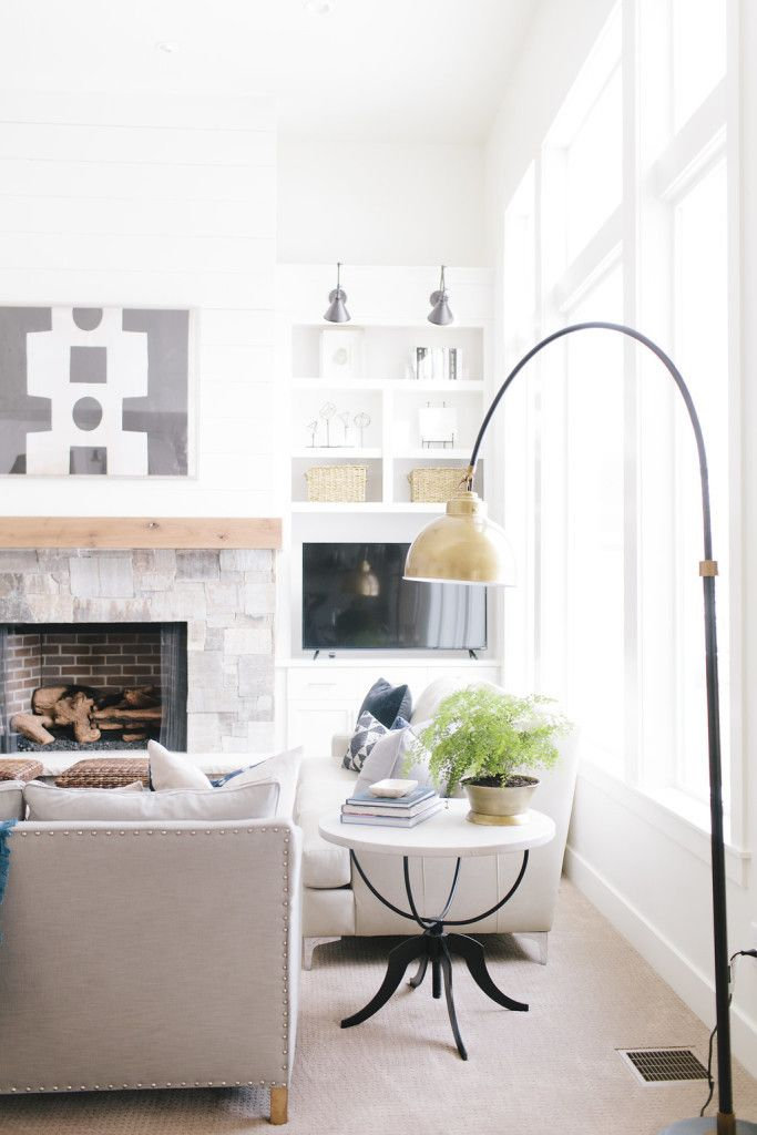 Best 20+ Side table lamps ideas on Pinterest Steel wardrobe - lamp tables for living room