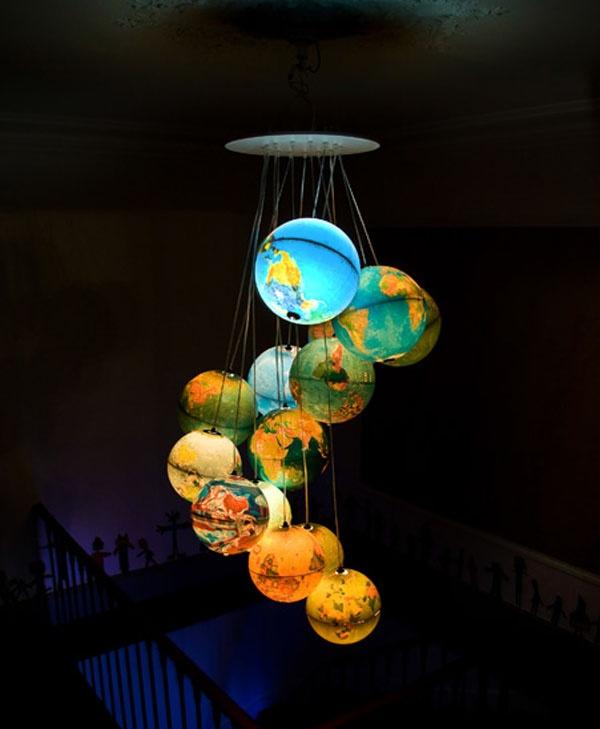 "lustre ""globe"""