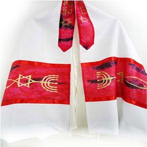 Silk Kosher Prayer Shawls Talit Made In Israel