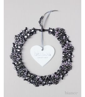 Collier strass www.biancoloves.it