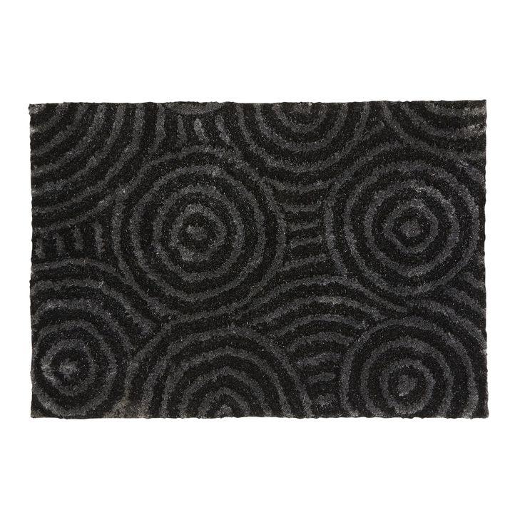 tapis motifs 160x230cm gris argent madji les tapis. Black Bedroom Furniture Sets. Home Design Ideas