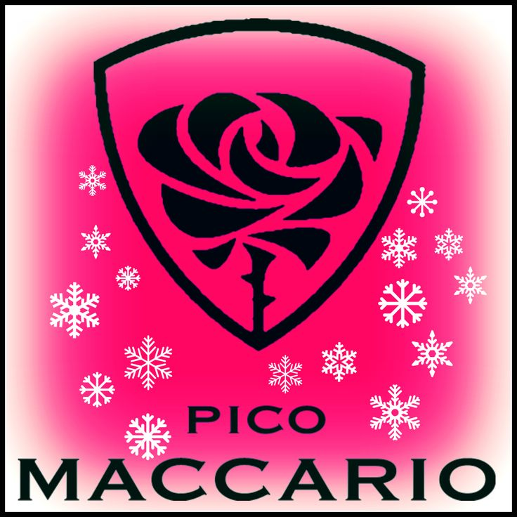 #PicoMAccario #winter  #snow #logo