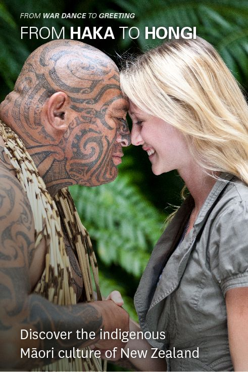 Discover unique indigenous New Zealand Maori culture on a private cultural experience