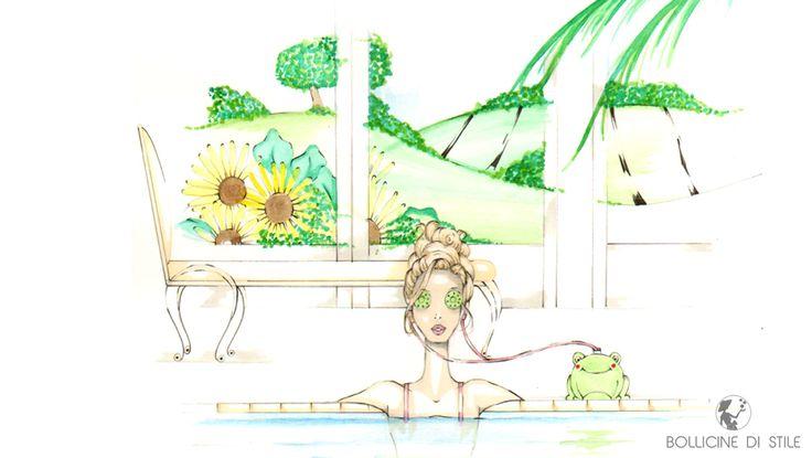 Galateo in una spa. 8 regole di base per comportarsi da diva in un centro benessere