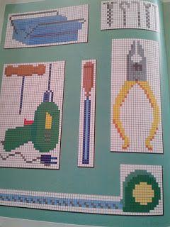 Herramientas en punto de cruz para bordar. El mundo Seredipity http://manualidadeserendipy.blogspot.mx/