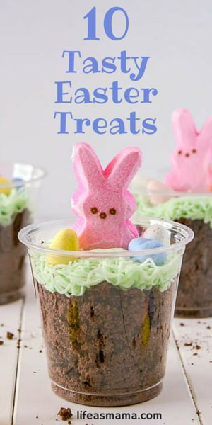10 Tasty Easter Treats