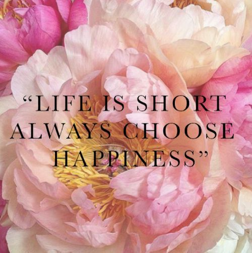 ...happiness...