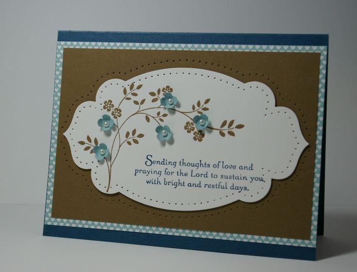 Stampin' Up Card Samples   Greyt Paper Crafts