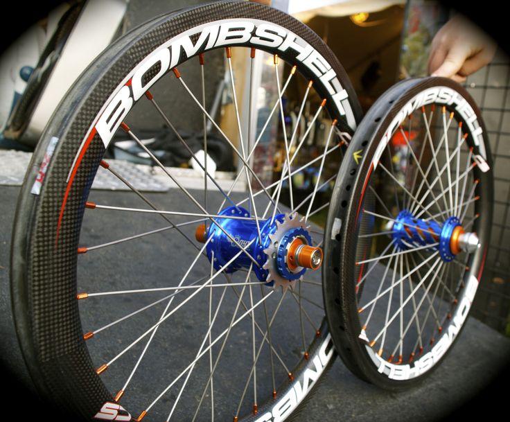 Buy Stars Bmx Bike Wheelset/low Ride Wheels 20 Inch | CD