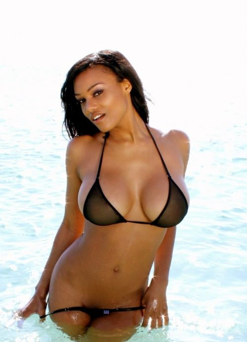Elizabeth Parada  Ladies  Sexy, Ebony Girls, Bikini Girls-3663