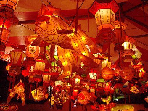 Lanterns of Goldfish 長崎ランタンフェスティバル