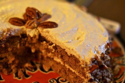 Coconut Flour Hummingbird Cake | Allison Nichols | Frisky Lemon Nutrition | Health Coaching to Find Food Freedom