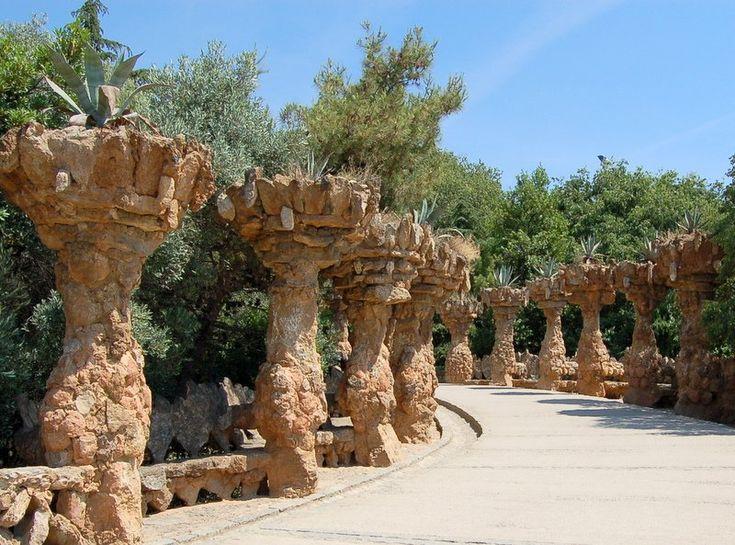 Κήποι του Πασά, ένα πάρκο που θυμίζει τη φανταστική αρχιτεκτονική του Gaudi - Thessaloniki Arts and Culture