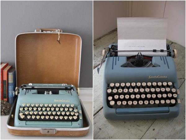 Revista TPM - Máquinas de escrever