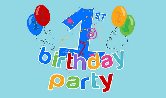 1st Birthday Party Planning Checklist #infographic