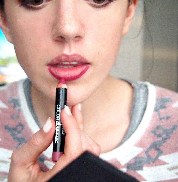 lippencil auftragen