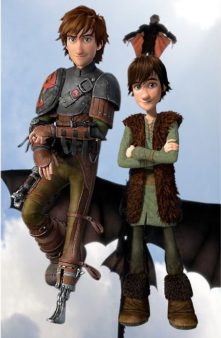 How To Train Your Dragon 2 Hiccup Age Older Hiccup (How to T...