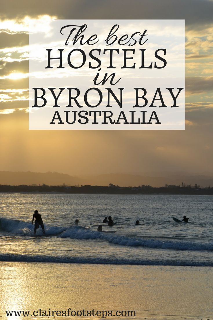 Searching for a one of the best hostels in Byron Bay, one of New South Wales in Australia's favourite towns? From jungle style properties to town centre accomodations, look no further than this helpful guide which will help you book the best Byron Bay hostel for you. #australiatourism
