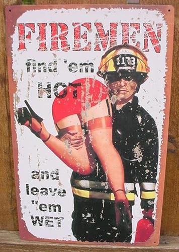 Naughty FIREMEN