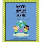 This+product+will+help+students+understand+the+relationship+between+latitude+and+the+tropical,+temperate,+and+polar+climate+zones.++It+also+support...