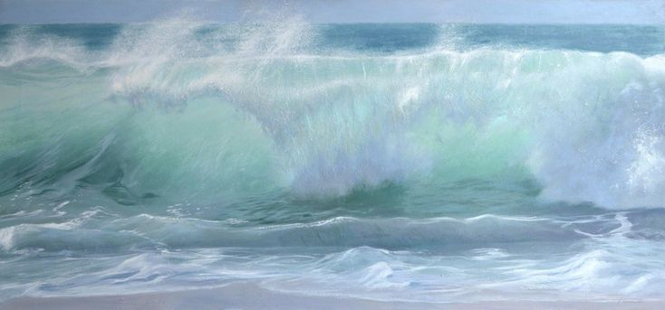 Turbulent Tidal Waves Dance With Power In Realistic Paintings Artist Paco Ferrando creates stunningly realistic wave paintings, tumbling along sunlight golden beaches. [Keep reading]