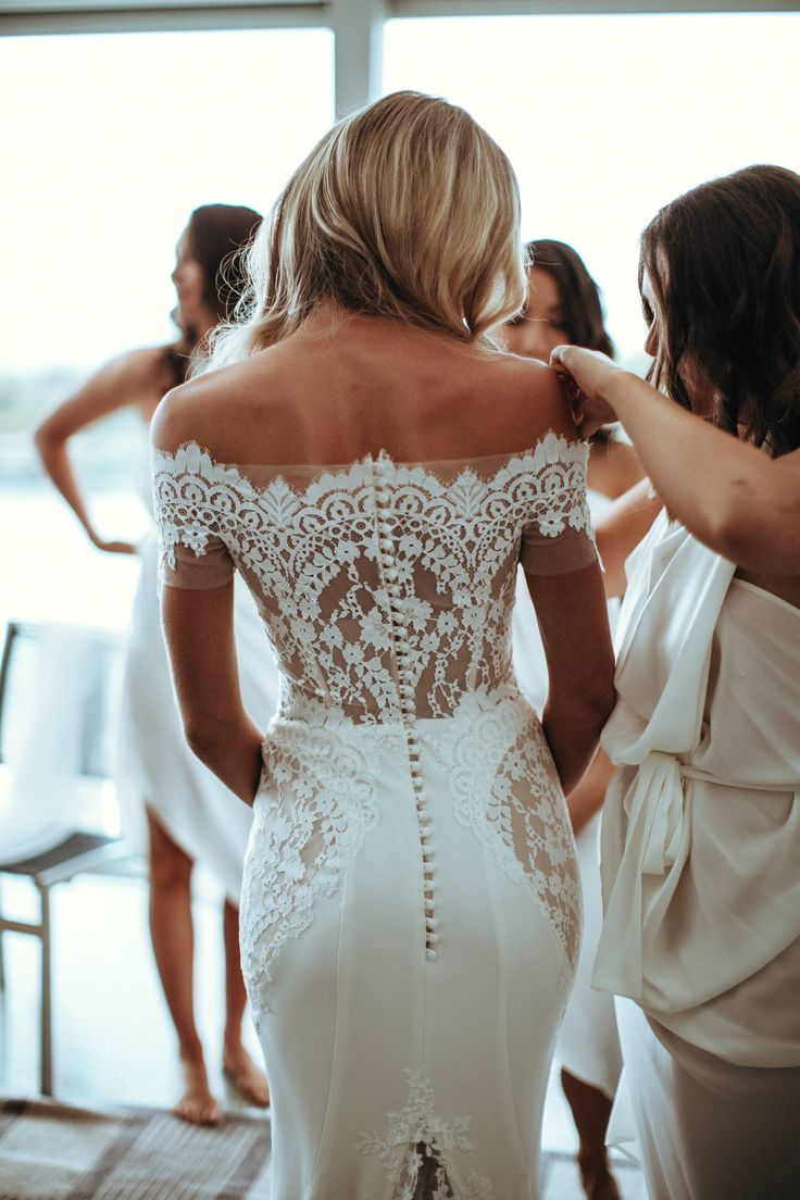 Image 4 - Beautiful Winery Wedding: Amy Al in Real Weddings.