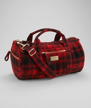 This is my steezy.: Downeast Sports, Llbean Signature, Weekend Bags, Sports Bags, Sports Wool, Llbean Downeast, Plaid Bags, Wool Bags, Ll Beans Signature