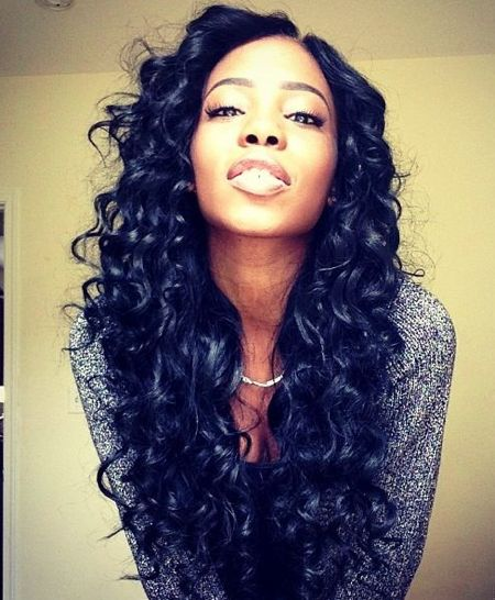 19 best Sew-In Hairstyles images on Pinterest | Hair weaves, Beach ...