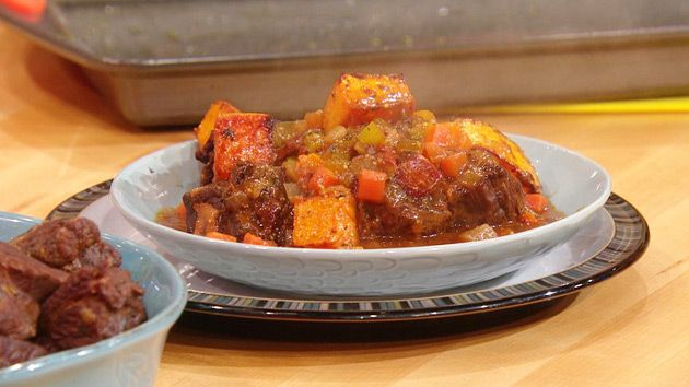 Beef Stew with Bacon and Butternut Squash: I don't like ...