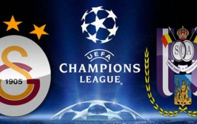 Galatasaray 0-2 Anderlecht Maçı Geniş Özeti  izle