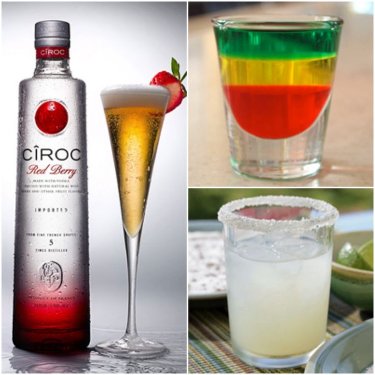 Drink Like a Rock Star: Musician-Themed Cocktails!